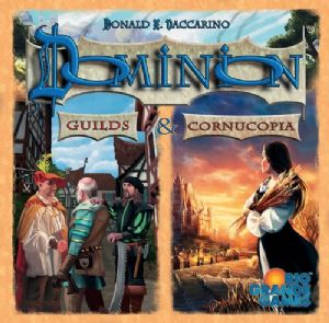 Dominion : Guilds and Cornucopia